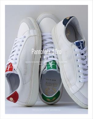 Pantofolad'Oro LEON WHITECANBUS 002
